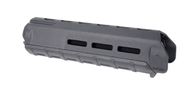 OPEN BOX RETURN Gray Magpul MOE M-LOK Handguard - Mid-length - AR15 - MAG426-GRY-CLR