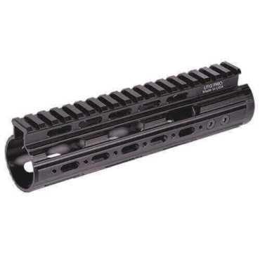 "OPEN BOX RETURN UTG Pro 7"" AR-15 Free Float Handguard - Carbine Length Super Slim"