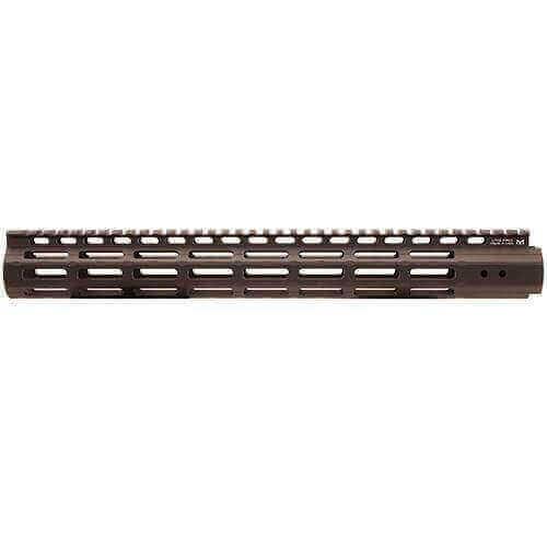 UTG Pro AR-15 M-LOK Free Float Handguard - Super Slim