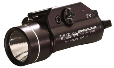 Streamlight TLR-1S Tactical Light - 300 Lum - Strobe