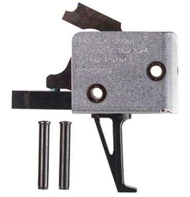 CMC Triggers Single Stage Black Flat Match Trigger 91503