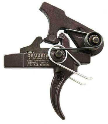 Geissele SSA-E (Super Semi-Automatic Enhanced) AR15 / AR10 Combat Trigger