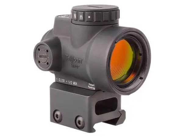 Best Red Dot Sight Overall - Trijicon MRO Red Dot Sight