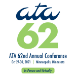 ATA 62nd Annual Conference logo