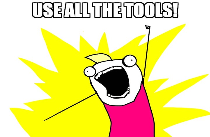 Which CAT Tool should I use? Yes!