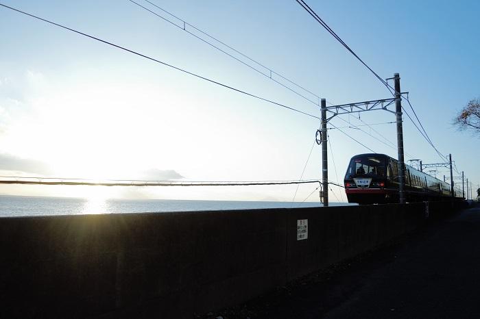 Sunrise_KurofuneTrain