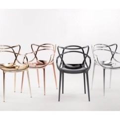 Pink Salon Chairs Convert Aeron Chair To Stool Masters - Kartell A∙tak Design Meble Designerskie I Oświetlenie Dla Domu, Biura Ogrodu ...