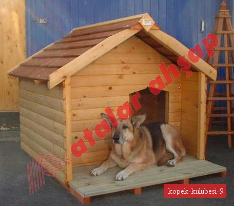 Atalar Ahap  Kereste  Dog Booth