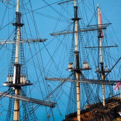 Uss Constitution Rigging Diagram Ruud Dual Fuel Heat Pump Wiring Hms Victory 44 Quot Wooden Ship Model Wood Sailing Boat New