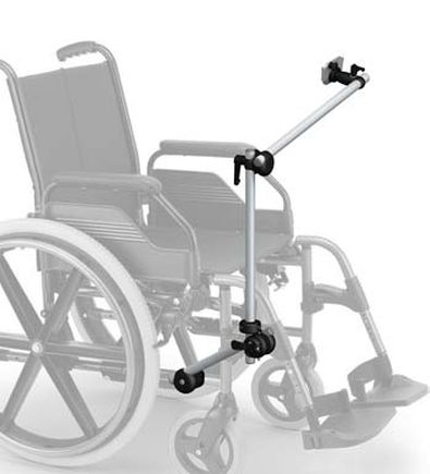 REHAdapt mount on a Wheelchair