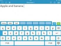 keyboard standard