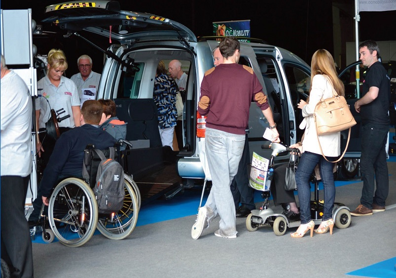 hire cars for disabled drivers