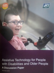 Assistive technology for people with disabilities and older people paper
