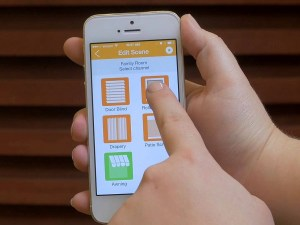 Somfy mylink app for Smart blinds