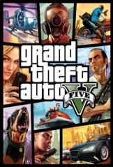 Grand Theft Auto cover