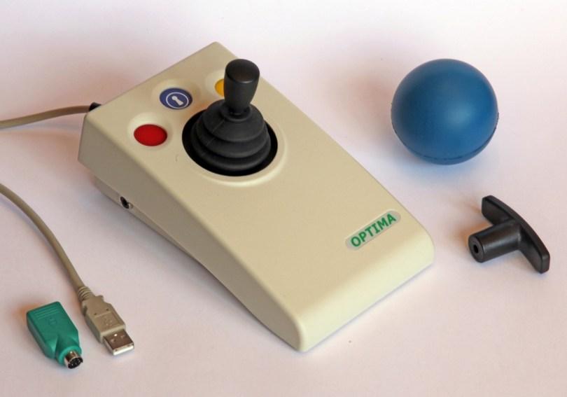 Optima joystick