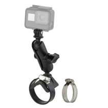 V-Base Strap Ram Mount with GoPro