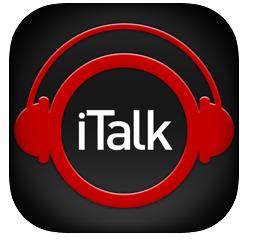 iTalk Recorder recording app
