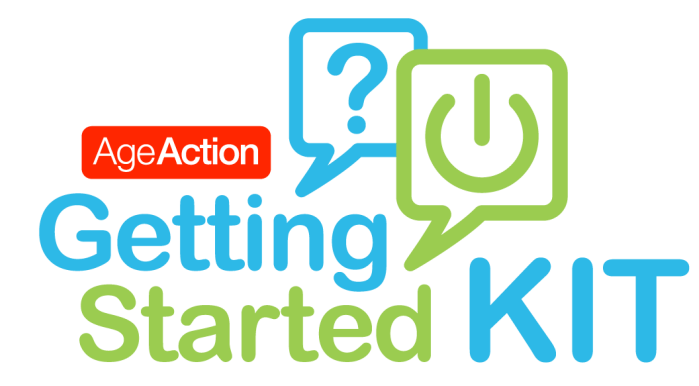 Age action getting started kit logo