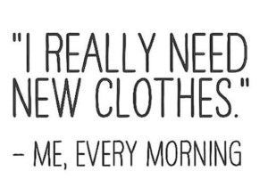 new clothes quote