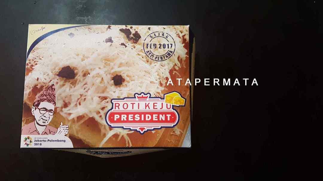 roti keju president