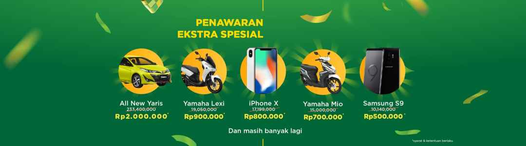 ramadan ekstra tokopedia iphone