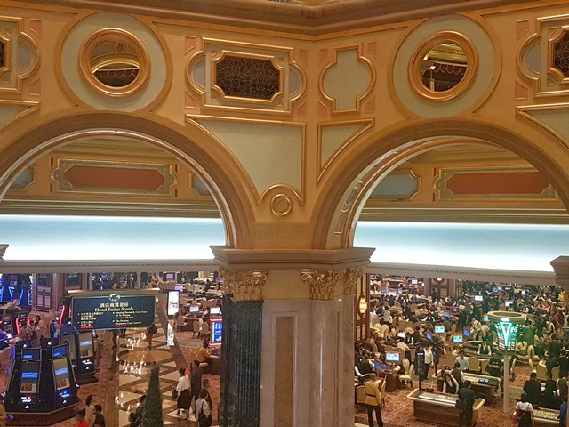 Casino at Macau