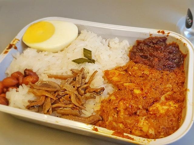 Nasi Lemak Air Asia