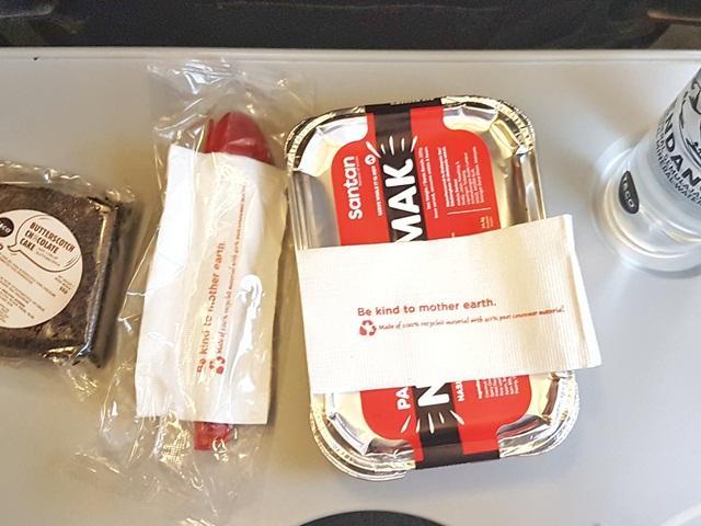 Nasi Lemak Set Air Asia