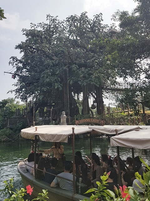 jungle river cruisee