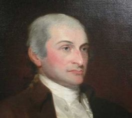 John Jay and Pacifism