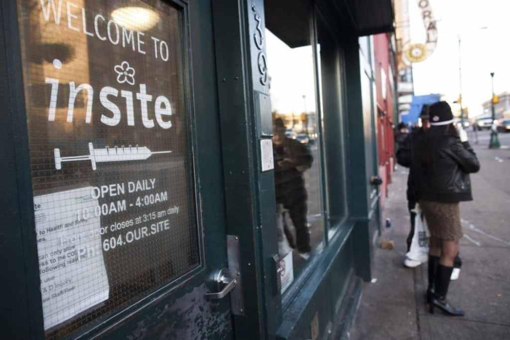 Safe Injection Sites - Toronto