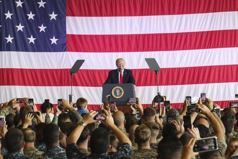 Donald Trump and NATO