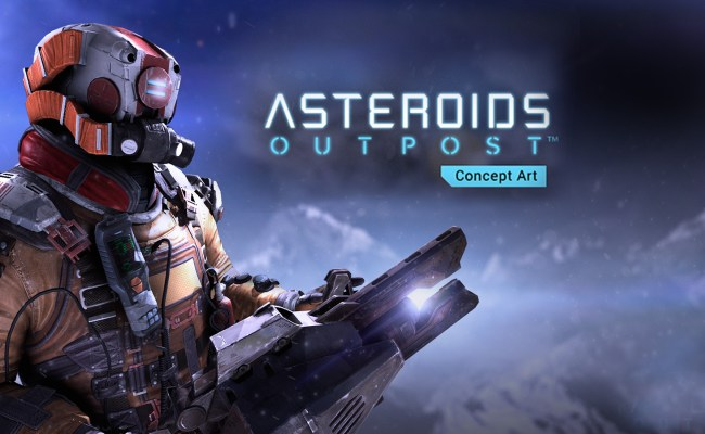 Early Access For Asteroids Outpost Multiplayer Survival