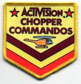 Chopper Commandos badge
