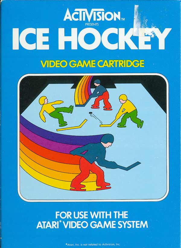 Ice Hockey box