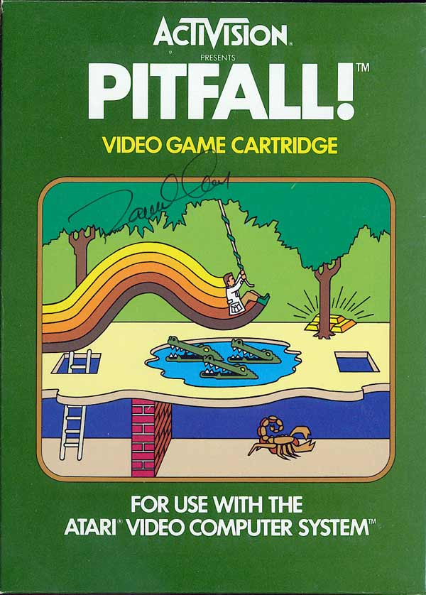 Pitfall box