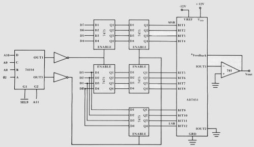 small resolution of 74154 pin diagram