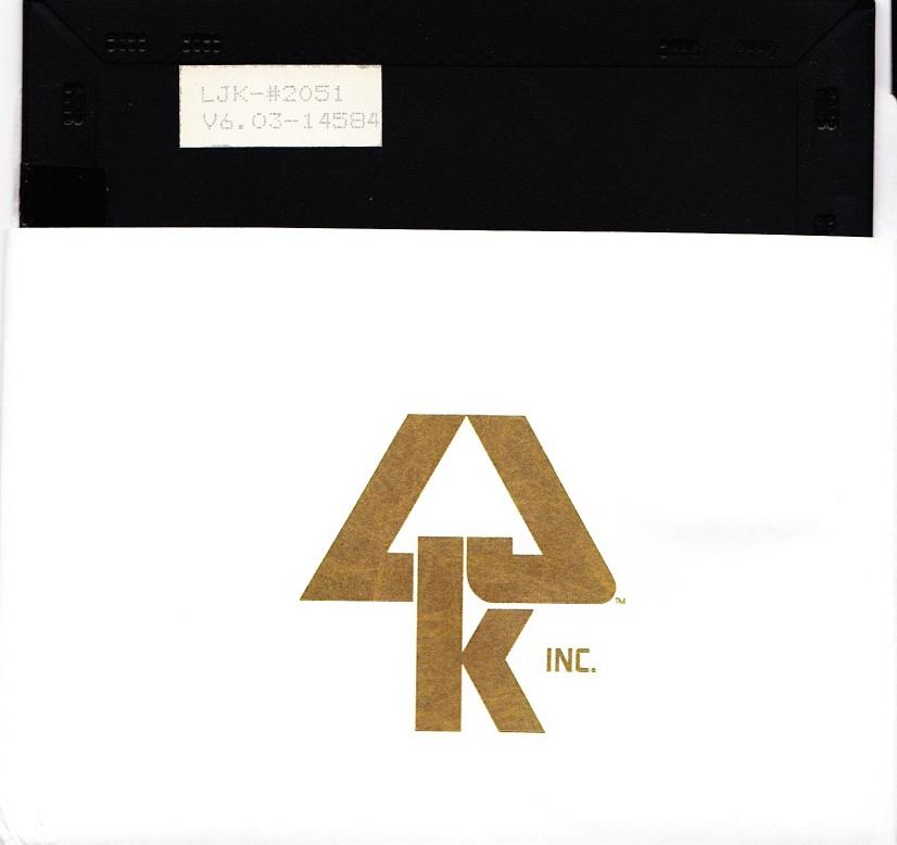 Atari 400 800 XL XE Letter Perfect  scans dump download