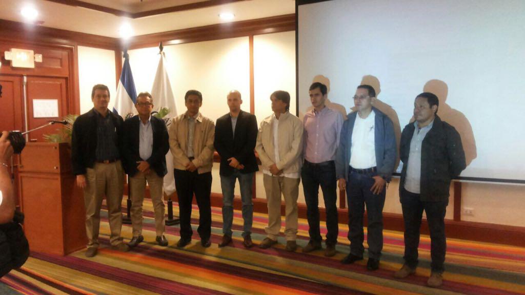 Nueva junta Directiva de la Asociación de Técnicos Azucareros