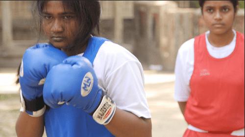 Taslima Boxing