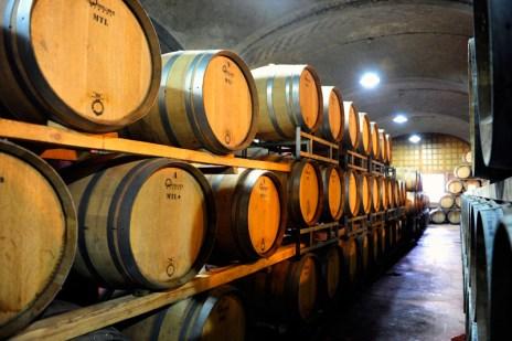 Taburno cellar