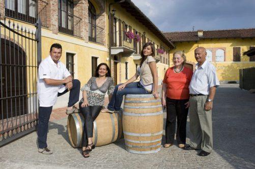 Elvio Cogno family