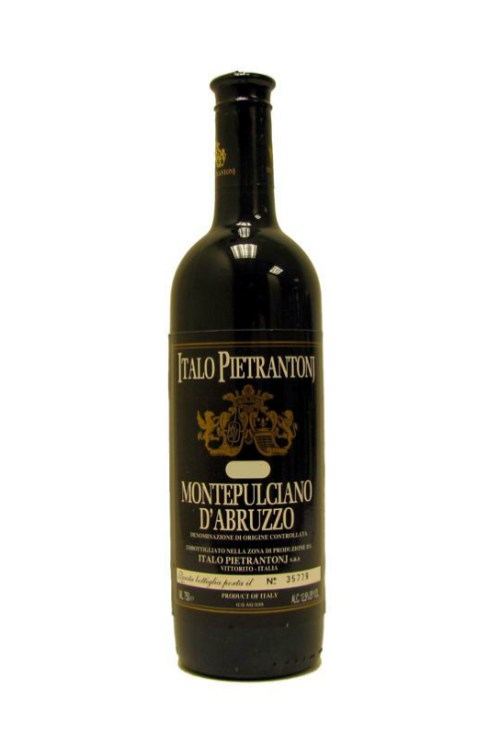 Pietrantonj Montepulciano d'Abruzzo Black Label
