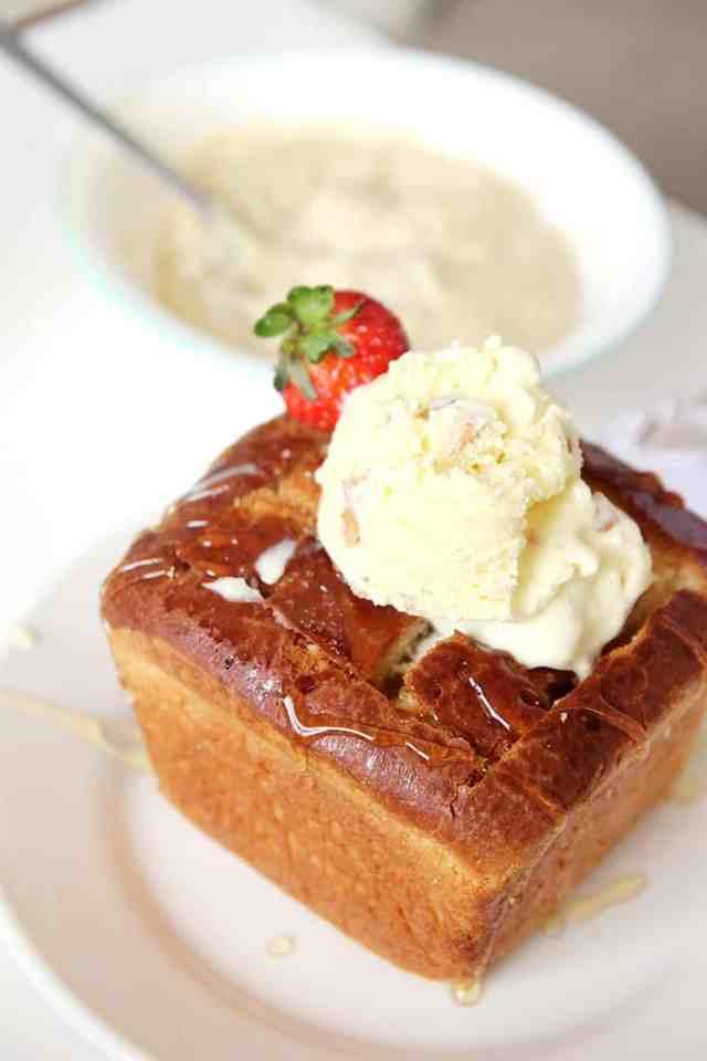 Ice cream, Japanese, Honey Toast