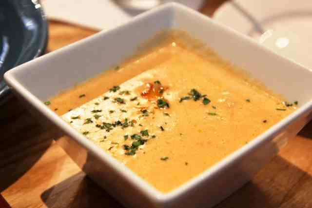 Chad's Lobster Bisque