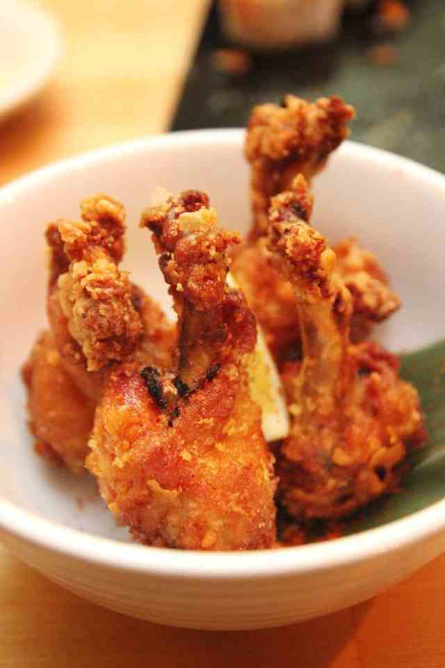 Japanese fried chicken Austin