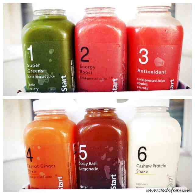 snap kitchen, juice