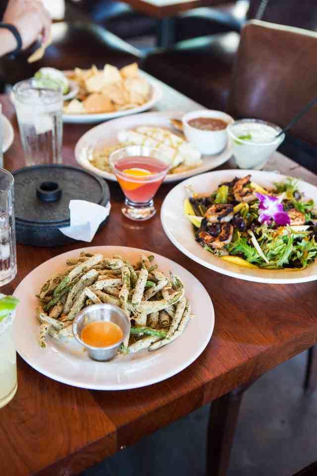 El Monumento Food, Mexican food, Georgetown