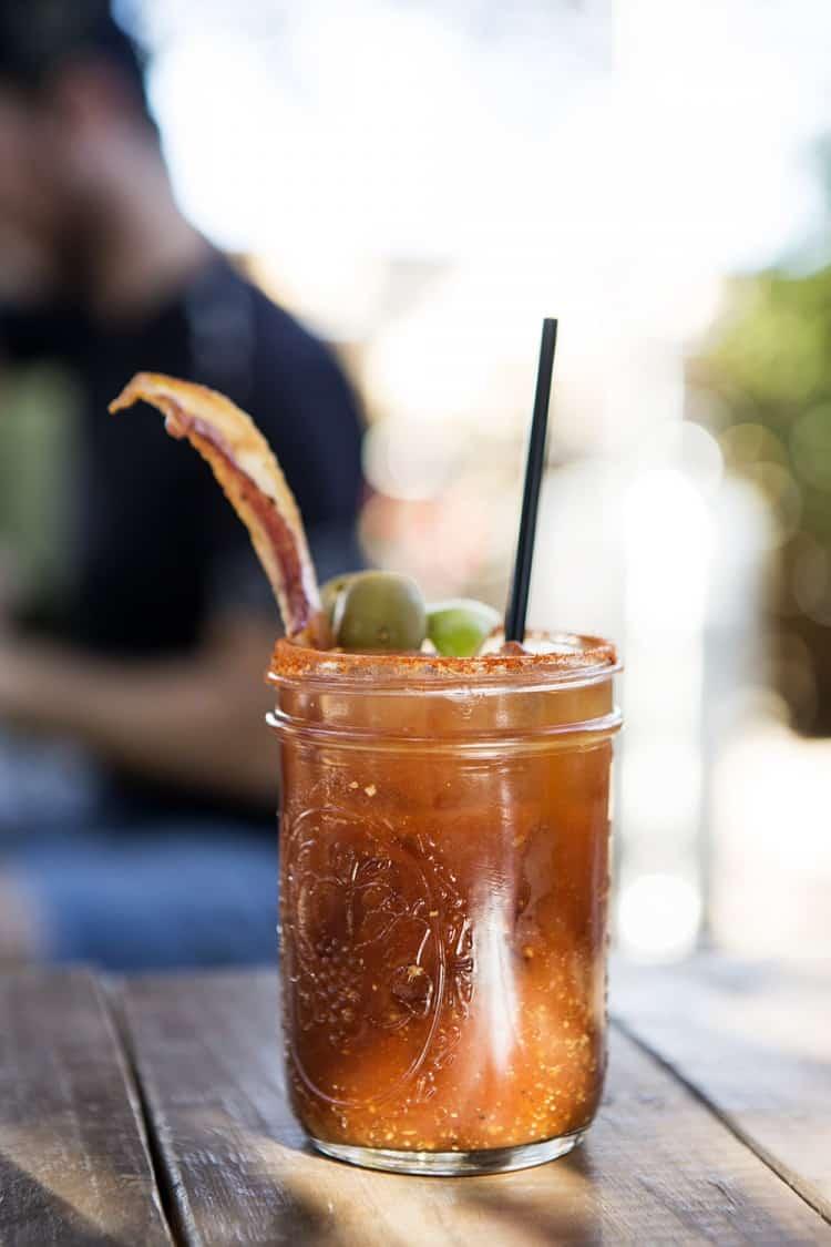 Bloody Mary, Gourdough's Pub